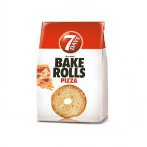 BAKE ROLLS PIZZA 70GR