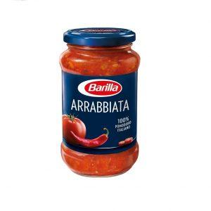 BARILLA SALCE ARRABIATA 400GR