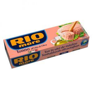 RIO MARE TON VAJ ULLIRI 3X80GR