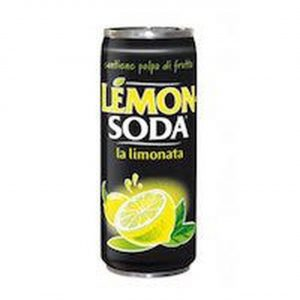 LEMON SODA 0.33L (24) (SM01637)