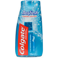COLGATE PASTE DHEMBESH MAX FRESH BLUE 100ML
