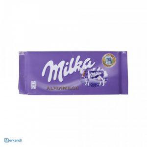 MILKA ALPINE MILK 80GR (20)(SM04714)