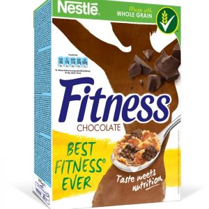 NESTLE FITNESS DRITHRA ME COKOLLATE 375GR