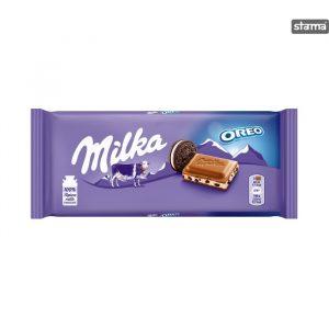 MILKA OREO 100GR (20)(SM07845)