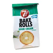 BAKE ROLLS ME SALCE DHE HUDHRA 80GR