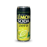LEMON SODA ZERO 0.33 L (24)(SM27522)
