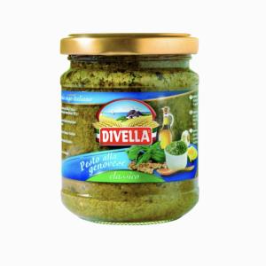 DIVELLA PESTO ALLA GENOVESE 190GR