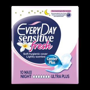 EVERYDAY FRESH SENSITIVE MAXI NIGHT (24)(SM00397)
