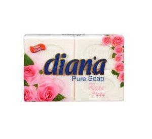 DIANA SAPUN 500 GR PURE SOAP ROSE (6)(SM04245)