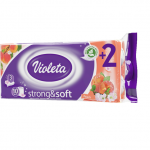 VIOLETA LETER TUALET  3 PLY 10/1 (8+2 ) STRONG&SOFT