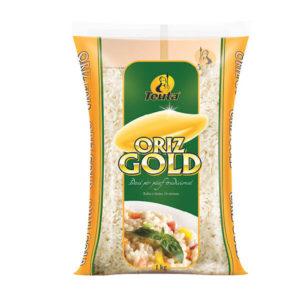 TEUTA ORIZ GOLD JESHIL 1KG (12)(SM02914)