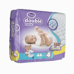 VIOLETA PELENA DOUBLE CARE AIR DRY 44(MAXI 7-18KG) NR 4 (SM26793)