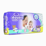 VIOLETA PELENA DOUBLE CARE AIR DRY 64(2 MINI 3-6KG) NR 2 (SM26791)