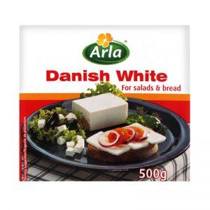 ARLA DJATHE I BARDHE DANEZ 500 GR