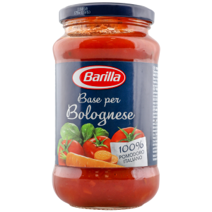BARILLA SALCE BOLOGNESE 400GR
