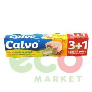 CALVO TON ME SPEC DJEGES 3+1 80GR