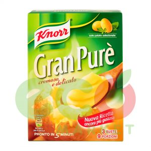 KNORR PURE PATATESH 225 GR