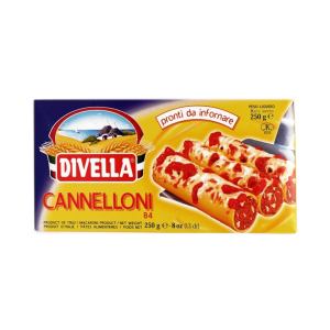 DIVELLA MAKARONA CANNELLONI NO84
