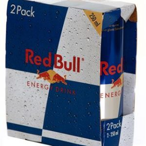 RED BULL PIJE ENERGJIKE 250 ML  2COPE