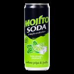 MOJITO SODA 0.33L