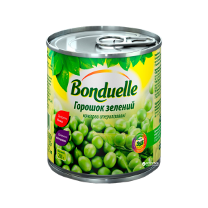 BONDUELLE BIZELE 200GR