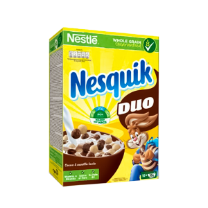 NESQUIK DUO CEREAL 325GR