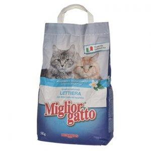 MIGLIOR GATTO LETTIERA RERE PER MACE 5 KG