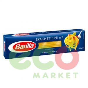 BARILLA MAKARONA SPAGHETTI NO5 500GR