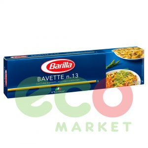 BARILLA MAKARONA BAVETTE NO13 500GR