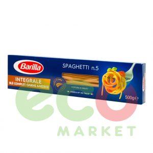 BARILLA MAKARONA SPAGHETTI INTEGRALE 500GR