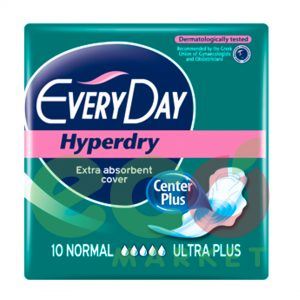 EVERYDAY PECETA HIGJENIKE DRY NORMAL