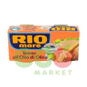 RIO MARE TON VAJ ULLIRI 2X160GR