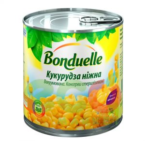 BONDUELLE BIZELE 400GR
