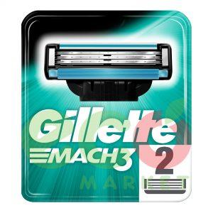 GILLETTE BRISQE RROJE  MACH3 B2