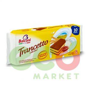 BALCONI TRANCETTO CACAO 280GR