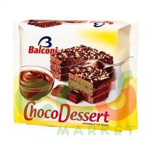BALCONI TORTE CHOCO DESSERT 400GR