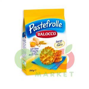 BALOCCO BISKOTA PASTEFROLLE 700GR