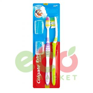 COLGATE FURCE DHEMBESH EXTRA CLEAN 1+1