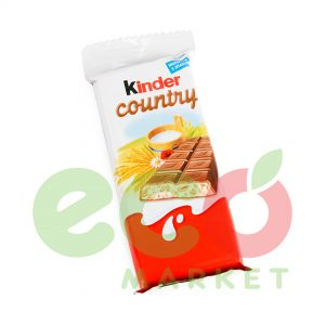 KINDER COUNTRY T1