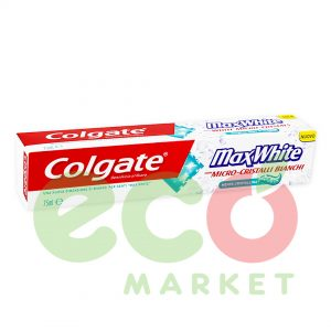 COLGATE PASTE DHEMBESHMAX WHITE 75ML