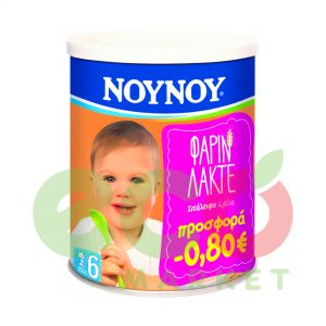 NOYNOY FARINE LACTEE DRITHERA 300GR