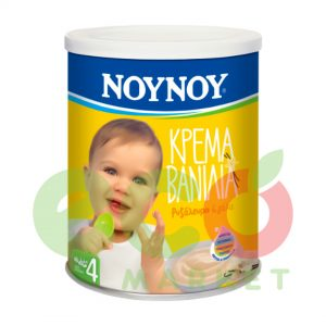 NOYNOY KREM VANILJE ME DRITHERA 350GR