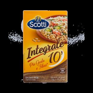 SCOTTI ORIZ INTEGRAL PARBOILED 1 KG