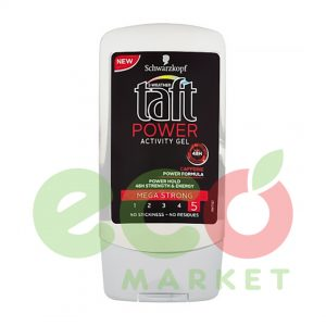 TAFT GEL POWERACTIVITY 150 ML