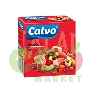 CALVO TON SALLATE ME FASULE 150GR