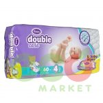 VIOLETA PELENA DOUBLE CARE AIR DRY 60(MAXI 7-18KG NR 4