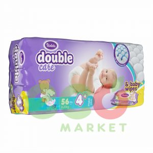 VIOLETA PELENA DOUBLE CARE AIR DRY 56(MAXI PLUS VEL NR 4+