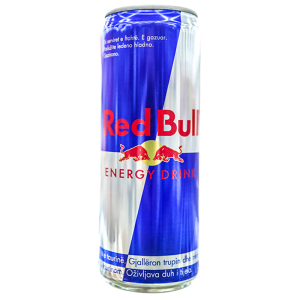 RED BULL ENERGY DRINK CAN 0.355L
