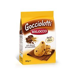 BALOCCO BISKOTA GOCCIOLOTTI 700GR