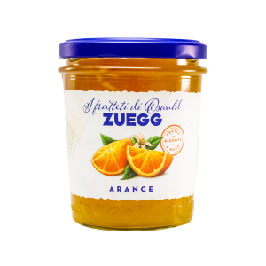 ZUEGG RECEL PORTOKALLI 330 GR